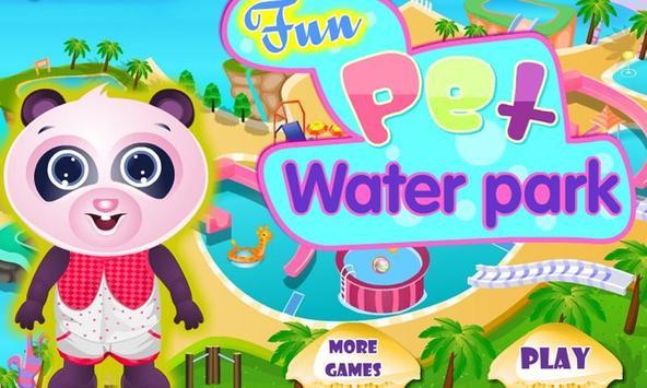 Fun Pet Waterpark Aqua World poster