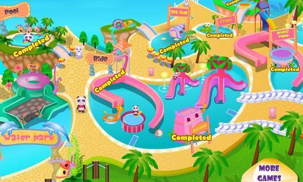 Fun Pet Waterpark Aqua World screenshot 1