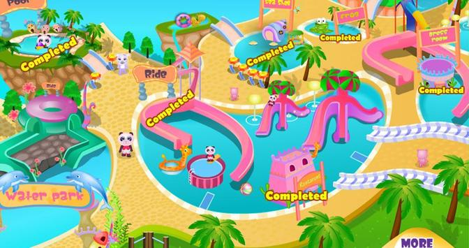 Fun Pet Waterpark Aqua World screenshot 5