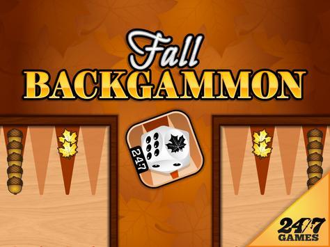 Fall Backgammon screenshot 5