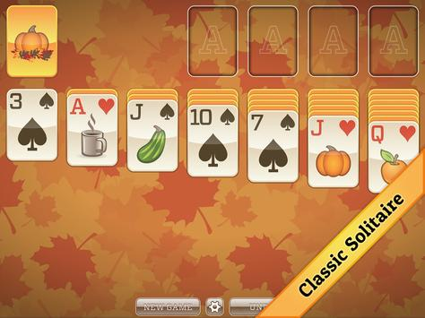 Fall Solitaire apk screenshot