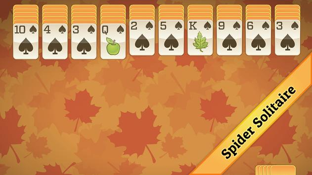 Fall Solitaire screenshot 2