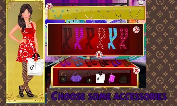 Free Fashion Designer game screenshot 3