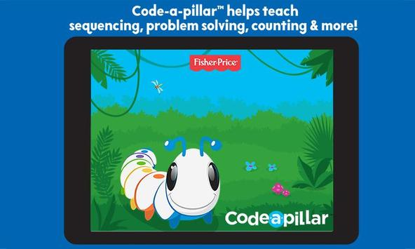 Think & Learn  Code-a-pillar™ poster