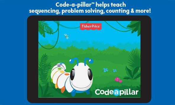 Think & Learn  Code-a-pillar™ plakat