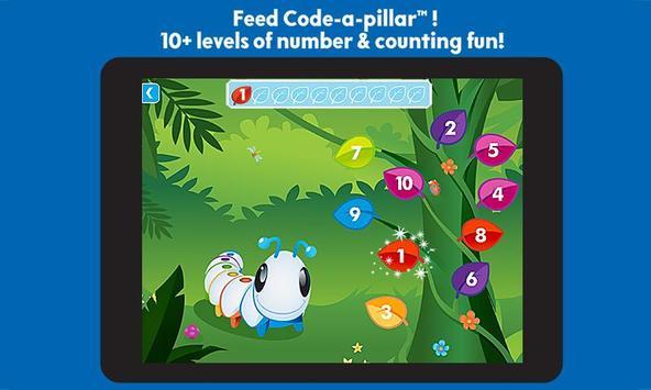 Think & Learn  Code-a-pillar™ screenshot 2