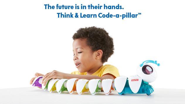 Think & Learn  Code-a-pillar™ screenshot 4