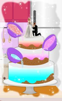 Cooking Tasty Wedding Cake apk screenshot