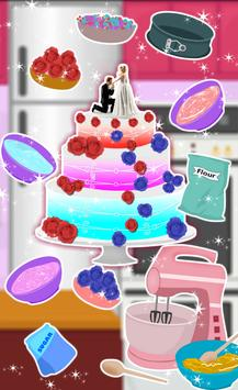 Cooking Tasty Wedding Cake apk screenshot