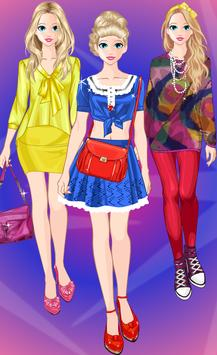 Princess Dress up Fashion poster