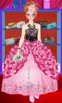 Doll Princess Prom Dress Up apk screenshot