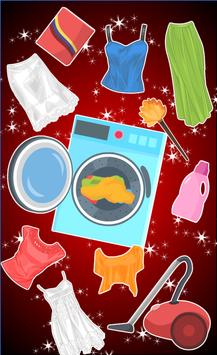 Princess Room Cleaning and Washing poster