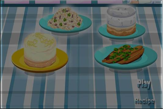 Cheese Cake - Cooking Games poster
