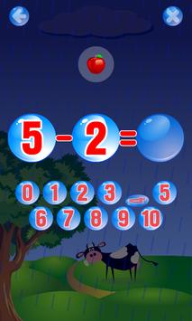 Плюс Минус арифметика apk screenshot