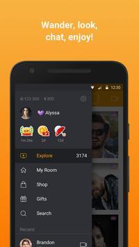 FlirtyMania – Free Video Chat screenshot 2