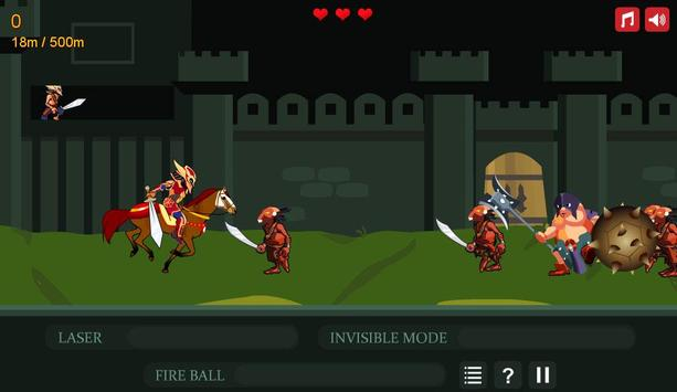 Fort Warrior screenshot 2