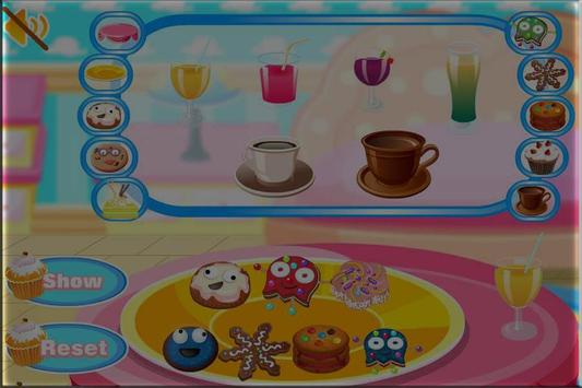 Table Decoration - Cooking Games apk screenshot