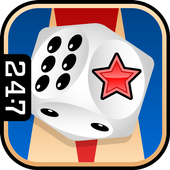 4th of July Backgammon icon