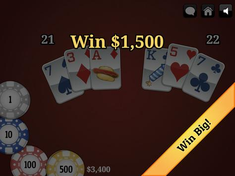 4th of July Blackjack screenshot 12