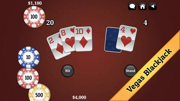 4th of July Blackjack screenshot 1
