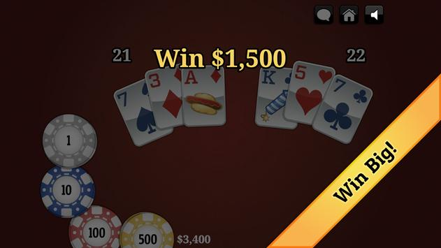 4th of July Blackjack screenshot 2