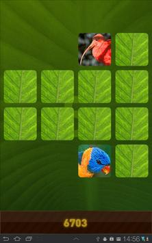 Jungle Memory Game poster