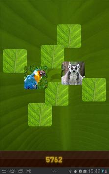 Jungle Memory Game apk screenshot