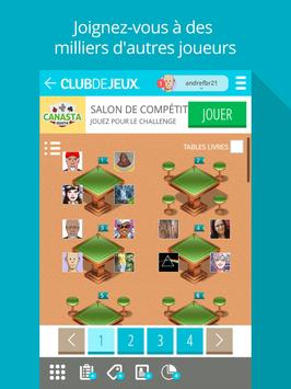 Canasta ClubDeJeux screenshot 6