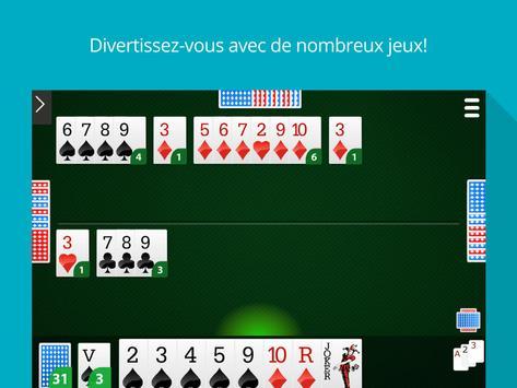 Canasta ClubDeJeux screenshot 8
