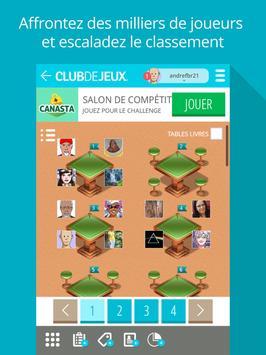 Canasta ClubDeJeux screenshot 12