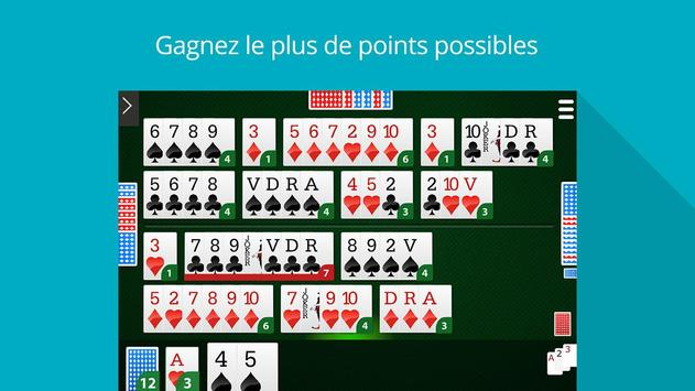 Canasta ClubDeJeux screenshot 3