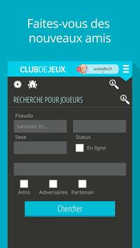 ClubDeJeux 5-en-1 apk screenshot