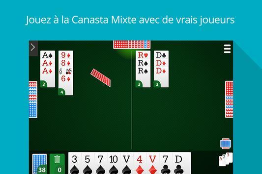 Canasta Mixte ClubDeJeux screenshot 2