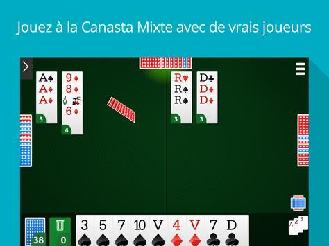 Canasta Mixte ClubDeJeux screenshot 7
