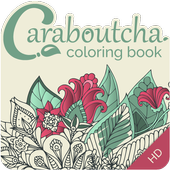 Caraboutcha, coloring icon