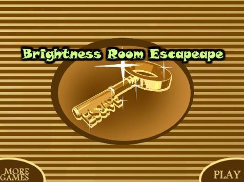 BrightnessRoomEscape poster