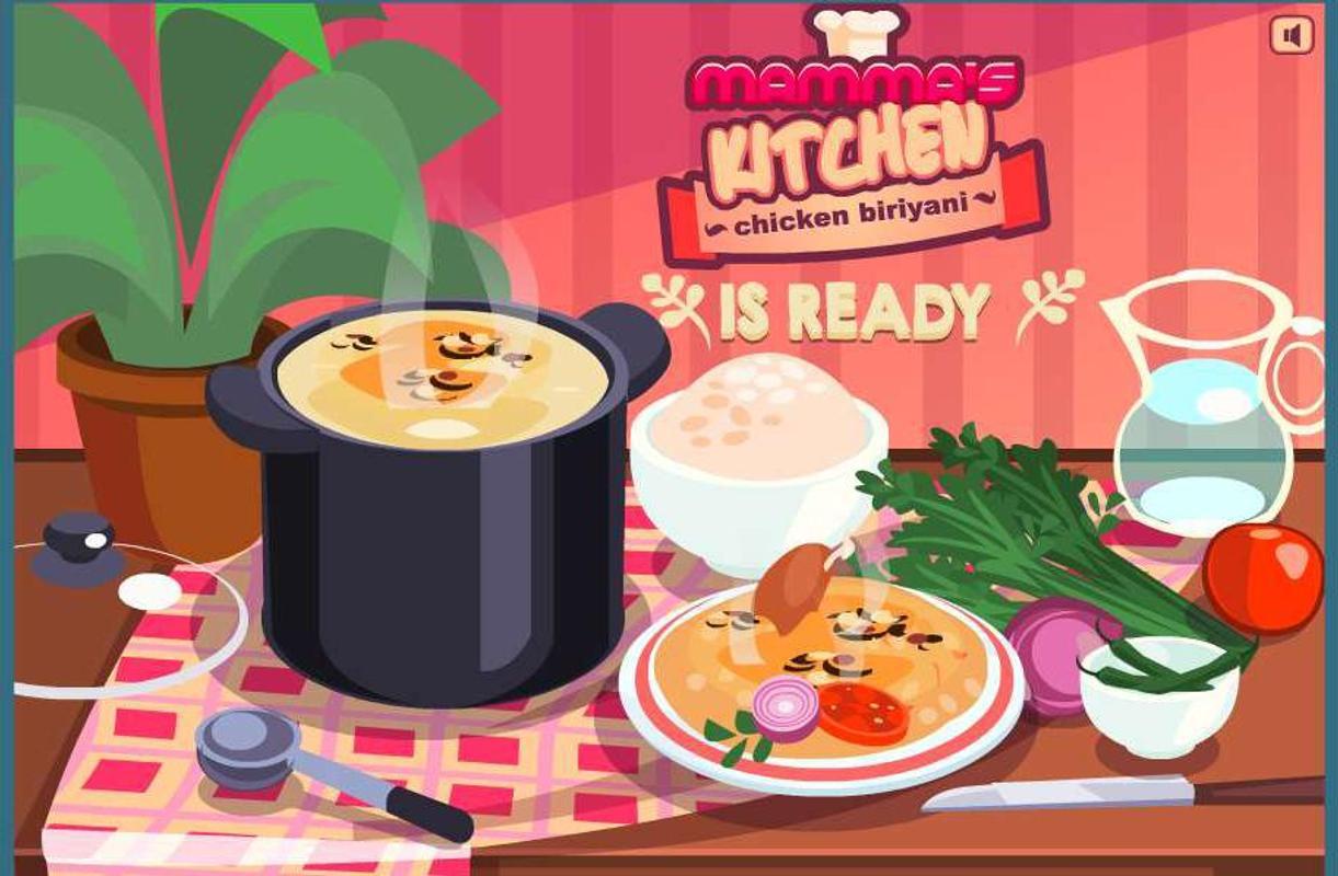 Juegos Cocina De Pollo Biryani Descarga Apk Gratis Casual Juego