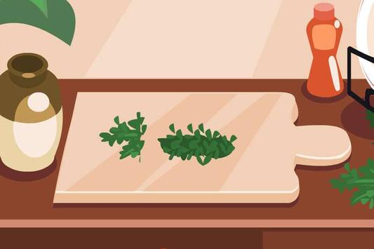 Chicken Biryani Cooking Game screenshot 20