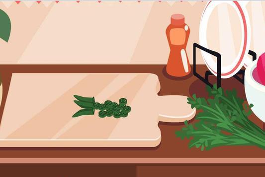 Chicken Biryani Cooking Game screenshot 3