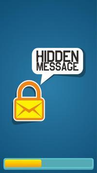 Hidden Message Free poster