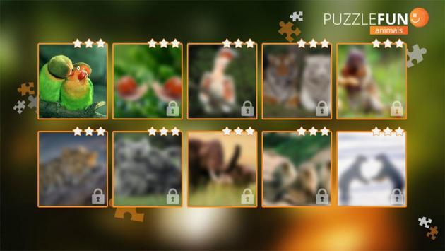 PuzzleFUN Animals screenshot 3