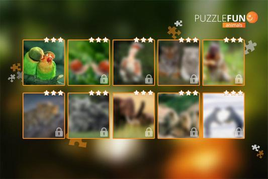 PuzzleFUN Animals poster