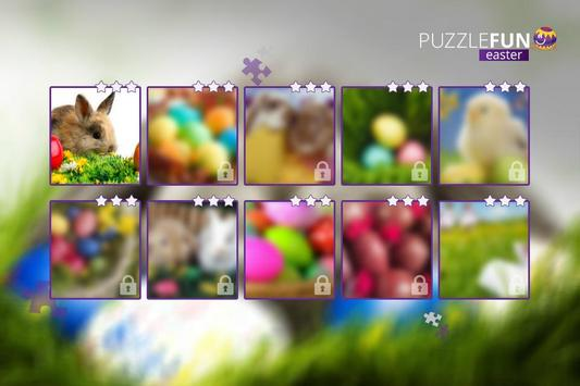 PuzzleFUN Easter poster