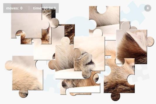 PuzzleFUN Soft Kitties screenshot 1