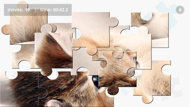 PuzzleFUN Soft Kitties screenshot 4