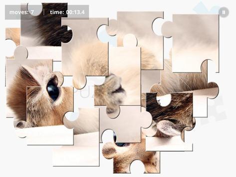 PuzzleFUN Soft Kitties screenshot 7