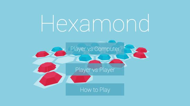 Hexamond poster