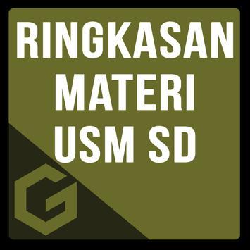 Rangkuman Materi USM SD poster