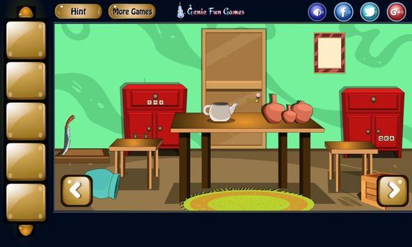 Desert Lonely House Escape apk screenshot