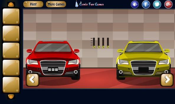 Modern Car Garage Escape apk screenshot